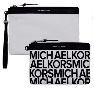 NWT MICHAEL Michael Kors  | Travel Duo Pouch